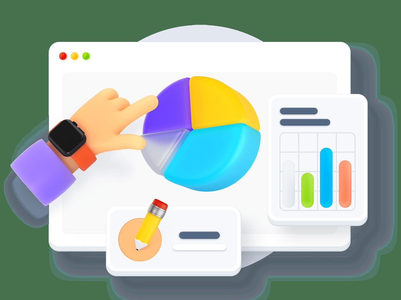 Servicios de marketing digitañ